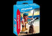 Конструктор Playmobil 5378 Пират с пушкой, фото 1