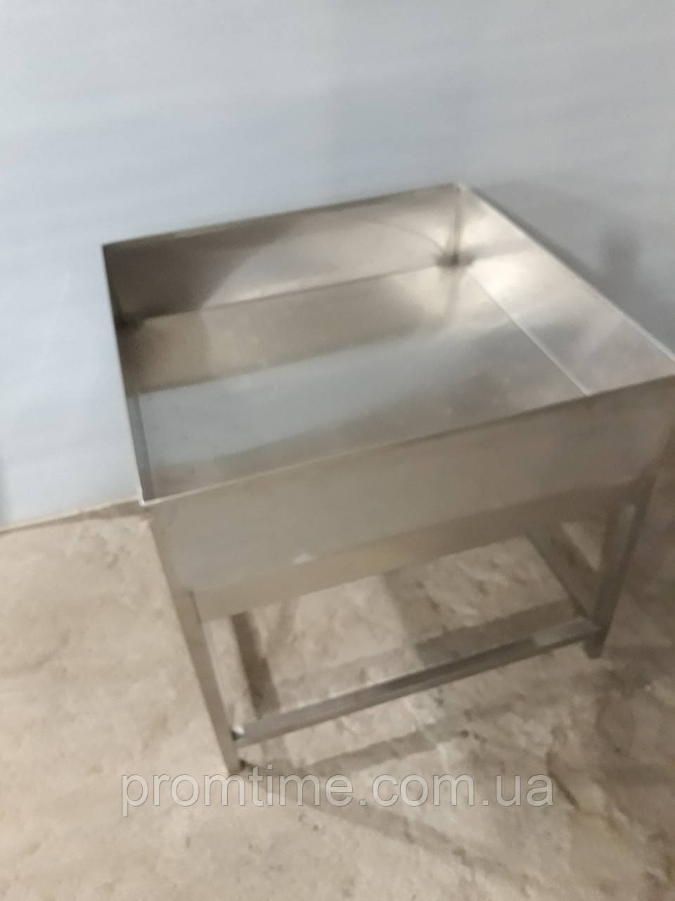 Стол для фасовки печенья 850х850х800