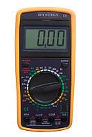 Мультиметр цифровой DT 9206,Портативный тестер,Тестер напряжения, Электроизмерительный инструмент