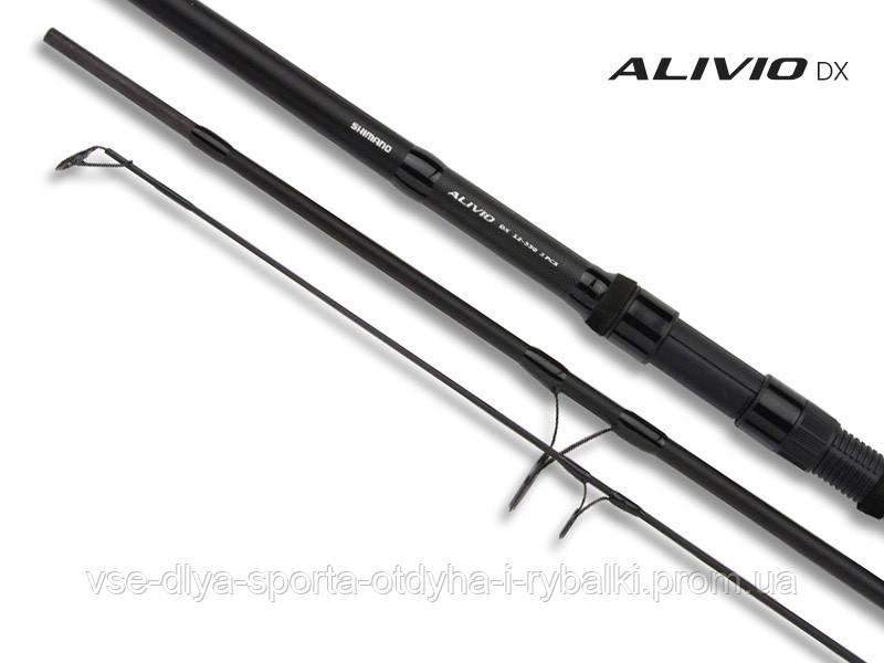 Удилище карповое Shimano Alivio DX Speciment 12-300 3PCS
