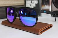 Сонцезахисні окуляри Armani Emporio Armani чорні (репліка), фото 1