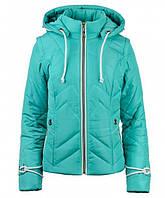 Демисезонные женские куртки-жилетки р.42-52 модные 02699810f5499