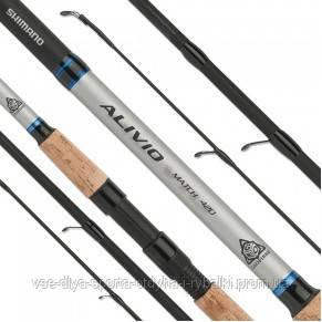 Удилище матчевое Shimano ALIVIO CX MATCH 390 3PCS
