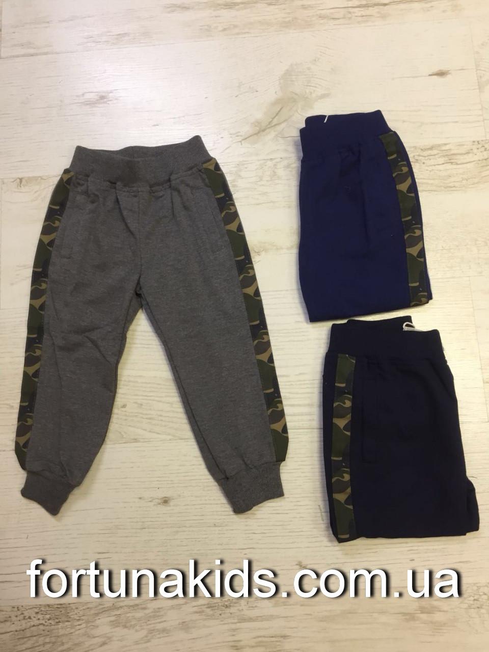 Спортивные брюки  для мальчиков F&D 1-5 лет