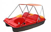 Водный велосипед катамаран RN Sport Shark с тентом
