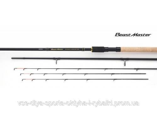 Удилище фидерное Shimano BEASTMASTER FEEDER DX 13' 120 g