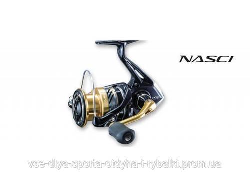 Катушка безинерционная Shimano Nasci 16 C2000HG SFB