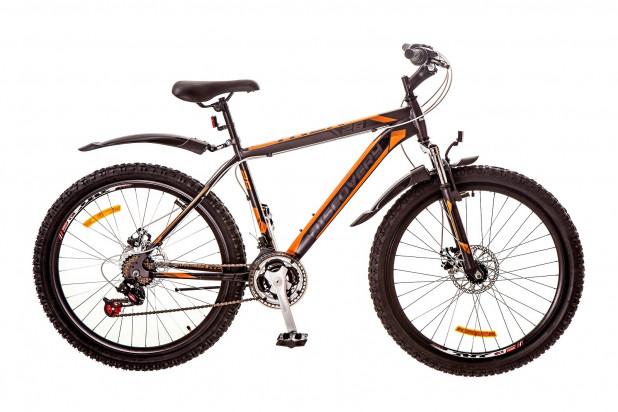 Спортивный подростковый велосипед 26