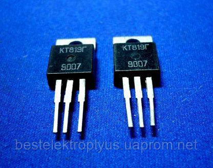 Транзистор КТ819Г