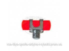 Красная оптоволоконная мушка STIL CRIN 2,6/3мм