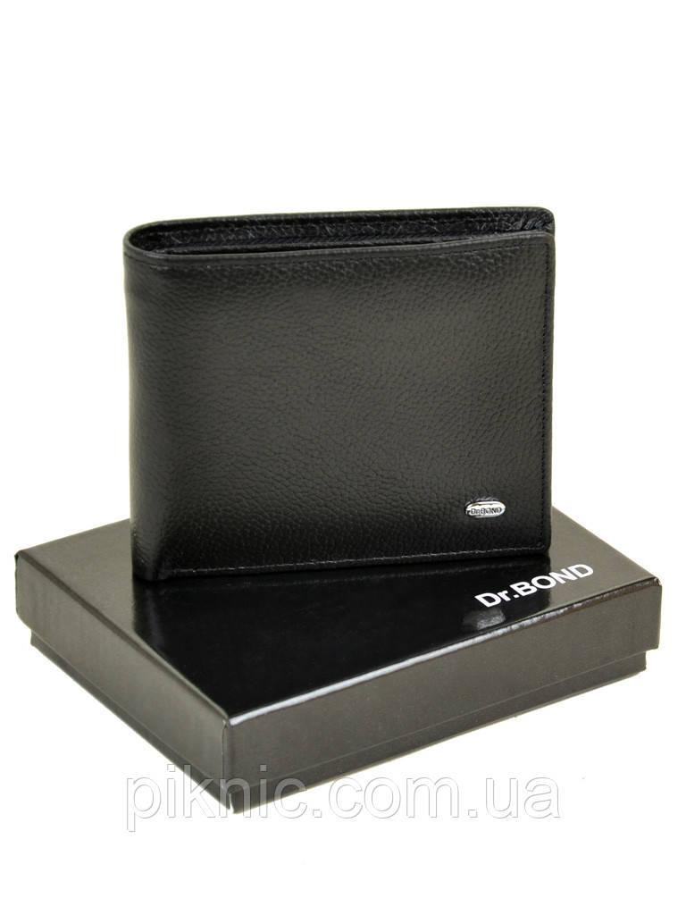 74c63db32ad8 Кожаный мужской кошелек Dr Bond на магните, зажим для денег. Портмоне из  натуральной кожи