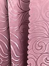 Шторы оптом 1.5м темно-розовый В20, фото 3