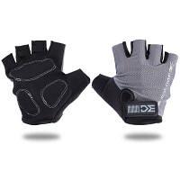 BaseCamp Перчатки с пальцами наполовину для велосипеда M