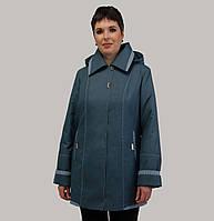 Демисезонная женская куртка. модель156. Размеры 54-60. 5 цветов.