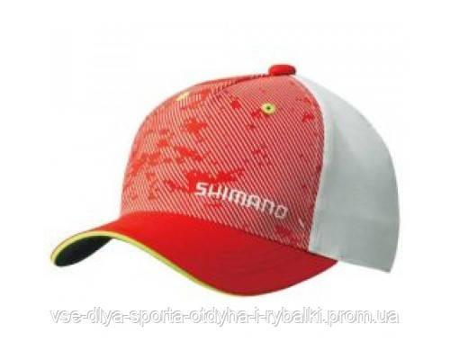 Кепка Shimano Basic Cap Red
