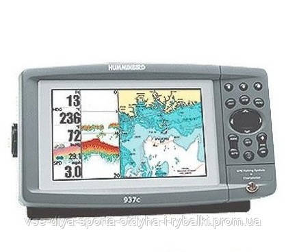 Эхолот Humminbird 937cx Combo Fishfinder