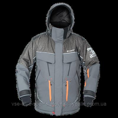 Зимний рыболовный костюм поплавок Graff WARMGUARD (-50С) 217-OB