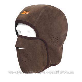 Шапка - маска Hillman OАК темно-зеленая