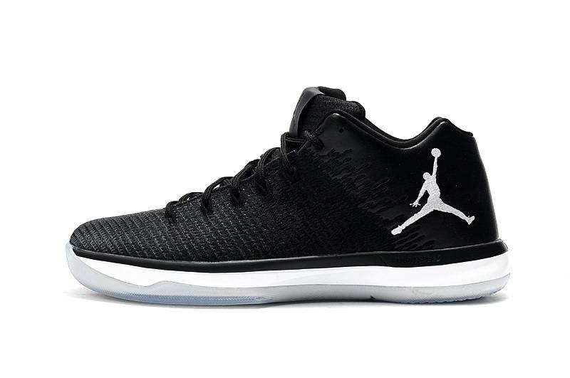62857196c1ce Мужские баскетбольные кроссовки Nike Air Jordan 31 Low черно белые -  Shoes-intime в Харькове