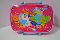 Контейнер для еды Magic unicorn 750мл, фото 1