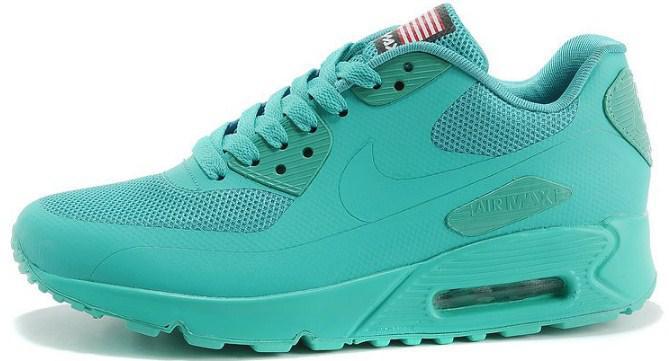 Nike Air Max 90 Hyperfuse Apple Green USA   Кроссовки Женские — в ... dd098d33d81