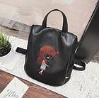 Рюкзак жіночий з вишивкою Весна 2021, фото 6