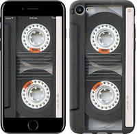 """Чехол на iPhone 7 Кассета """"876c-336-10409"""""""