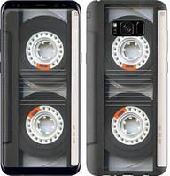 "Чехол на Samsung Galaxy S8 Plus Кассета ""876c-817-10409"""