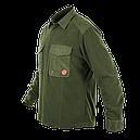 Охотничья флисовая рубашка GRAFF 827-KO-P, фото 2