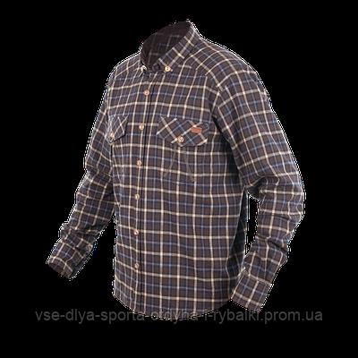 Охотничья фланелевая рубашка GRAFF 825-KO
