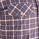 Охотничья фланелевая рубашка GRAFF 825-KO, фото 3