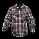 Охотничья фланелевая рубашка GRAFF 825-KO, фото 4