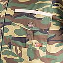 Охотничья хлопковая рубашка GRAFF 826-KO-C-KR, фото 3