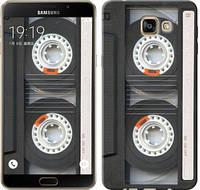 """Чехол на Samsung Galaxy A9 A9000 Кассета """"876u-107-10409"""""""