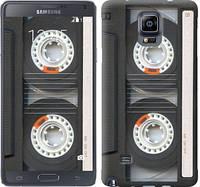 "Чехол на Samsung Galaxy Note 4 N910H Кассета ""876c-64-10409"""