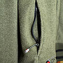 Толстовка из флиса GRAFF 538-P, фото 3