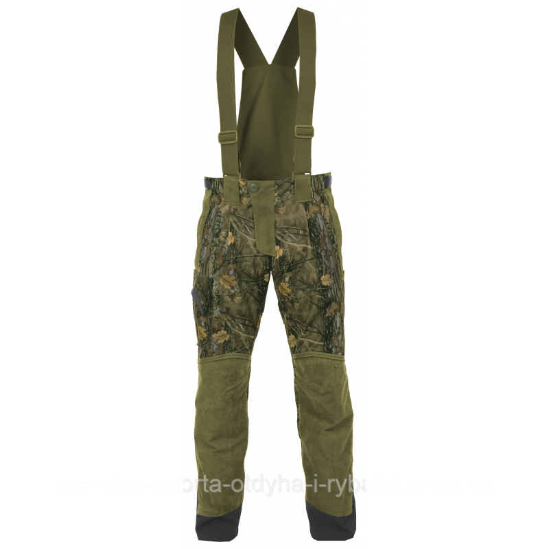 Охотничьи брюки GRAFF 759-BL-2