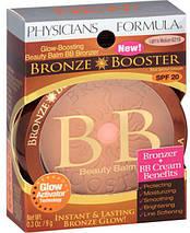 BB Бронзер для лица Physicians Formula Bronze Booster Glow-Boosting BB Bronzer SPF 20 - Light to Medium, фото 2