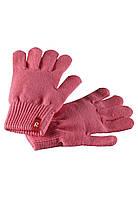 Демисезонные перчатки для девочки Reima Klippa 527260-3290. Размер 3/4.