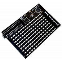 2шт LED экран Pi Lite Matrix плата на 126 частичных светодиодов и встроенным MCU 2шт.