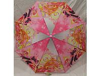 """Детский зонт Винкс со свистком от фирмы """"paolo """""""