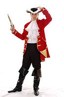 Капитан Пиратов мужской карнавальный костюм