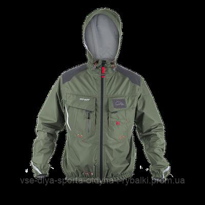 Рыболовная куртка Climate - GRAFF PRO