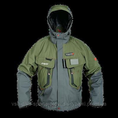 Рыболовная куртка GRAFF 630-B