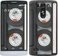 """Чехол на LG G3s D724 Кассета """"876c-93-10409"""""""