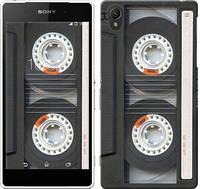 """Чехол на Sony Xperia Z2 D6502/D6503 Кассета """"876c-43-10409"""""""