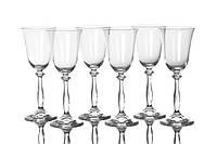 Набор бокалов Angela для вина 185мл Bohemia b40600 156854