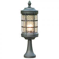 Светильник парковый QMT 1634 Lettera (черный)