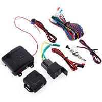 ЛБ-100Д Универсальная электронная программируемая Автомобильная Сигнализация системы 100 метров пределы тревоги