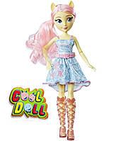 Май Лител Пони Флаттершай Классический стиль My Little Pony Equestria Girls Fluttershy Classic Style